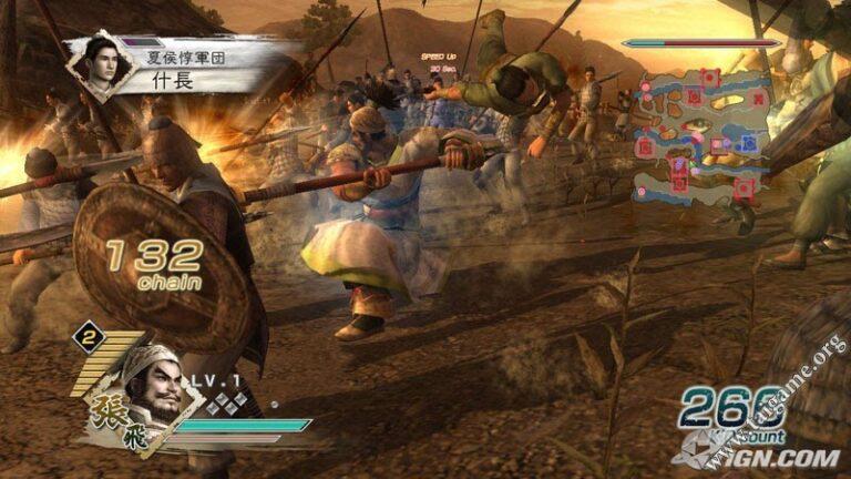 Hướng dẫn cách tải game Dynasty warriors 1,2,3,4,5,6,7,8,9,10
